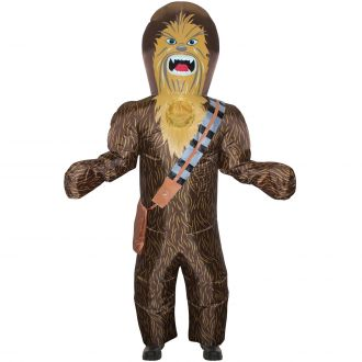 Official Star Wars Chewbacca Giant Inflatable Costume